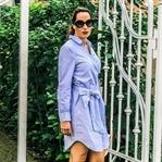 Mein Blusen Kleid und die letzen Tage des Sommers