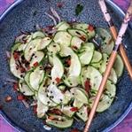 Pinspiration: Asiatischer Gurkensalat