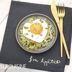 Ruck-zuck-Zucchini-Salat mit oder ohne Ei