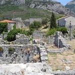 Stari Bar - Die alte Stadt von Bar in Montenegro