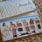 The Balm Nude Beach VoL 3 Nude Palet İnceleme