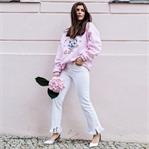 The Pink Sweatshirt