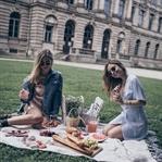 Wochenendplan? Ein Picknick mit deiner BFF!
