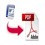 Word Dosyasını PDF'ye Çevirme (Programsız)