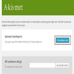 WordPress Akismet Kullanımı ve Api Key Alma