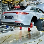 Yeni Panamera Sport Turismo Üretimine Başlandı