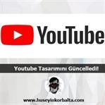 Youtube Tasarımını Güncelledi!