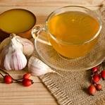 Zayıflatan Sarımsak Çayı Tarifi Sizlerle