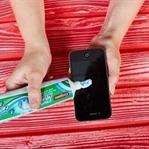 Akıllı Telefonlar İçin Bulunmuş İpuçlarının Testi
