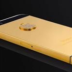 Altın Kaplama İphone Sahibi Olmak İster misiniz?