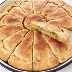 Balkan Mutfağından Pırasalı Arnavut Böreği