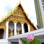 Bangkok, Grand Palace und ein berührender Moment