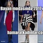 Bayan modasında 2017 çizgisi