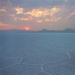 Bonneville Salt Flats – Salzwüste in Utah