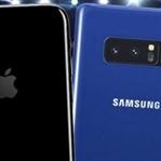 Büyük Kapışma Apple mı,Samsung mu?