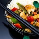 Chop Suey ohne Fix-Tüte (vegan oder mit Fleisch)