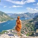 Die malerische Bucht von Kotor
