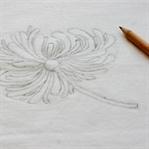 DIY Blumen Shirt