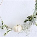 Eine filigrane DIY-Herbstdeko