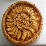 Elmalı Pudingli Tart Nasıl Yapılır?
