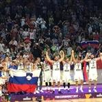 Eurobasket 2017 şampiyonu Slovenya!