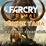 Far Cry Primal Türkçe Yama