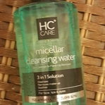 HC Care Micellar Cleansing Water