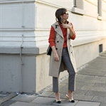 HERBST OUTFIT IDEE: WOLLHOSE & STRICKPULLI