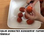 KIŞLIK DOMATES KONSERVESİ NASIL YAPILIR