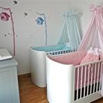 İkiz Bebek Odası Dekorasyon Fikirleri