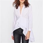 Klasik Beyaz Gömleğe Modern Yorumlar