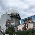 Lost Places: der Teufelsberg in Berlin