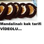 MANDALİNALI KEK TARİFİ VİDEOLU