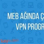 MEB Çalışan VPN Programı