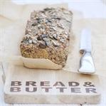 Nussbrot mit Samen oder Life-Changing-Bread 2.0