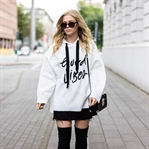 Oversized Sweater X Overknees Outfit
