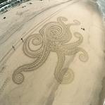 Plaj Sanatı Görenleri Büyüledi