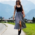 Ready For Fall? Here's The Gingham Skirt You Need!