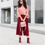Romantic Culotte Outfit