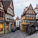Rothenburg Gezilecek Yerler