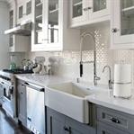 Şık Mutfak Dekorasyonları