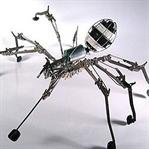 Sinek Büyüklüğünde Robot