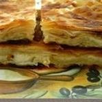 Sütlü Tava Böreği