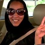 Suudi Kadınların Mutlu Günü