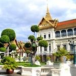 Tag eins in Bangkok