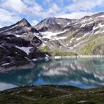 Wandern in der Weißsee Gletscherwelt