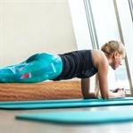 Yataktan kalmadan yapabileceğiniz 15 egzersiz