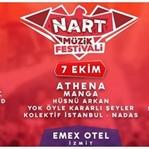 İzmit'te bir ilk: Nart Müzik Festivali