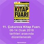 11. Çukurova Kitap Fuarı...