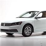 ABD 2018 VW Passat Çarpışma Testi IIHS